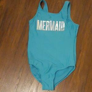 Justice Mermaid Swimsuit One Piece
